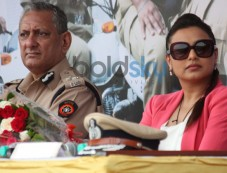 Rakesh Maria, Rani Mukerji Photos