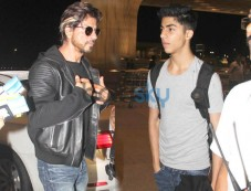 Shahrukh Khan, Aryan Khan Photos