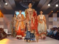 Aalishan Pakistan Fashion Show in New Delhi Photos