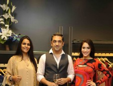 amrish kumar with serena sippy and Rashmi Nigam Photos