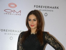 Huma Qureshi Inaugurates Forever Jewellers's Experience Zone Photos