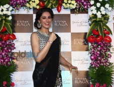 Nargis Fakhri Launches Titan's Latest Collection Of Watches Photos