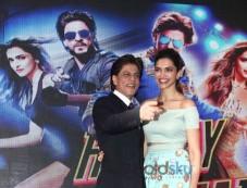 Shahrukh Khan, Deepika Padukone Photos