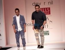 Wills India Fashion Week 2015 - DEV R NIL Photos