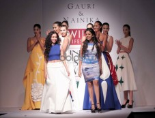 Wills India Fashion Week 2015  - Gauri And Nainika Photos