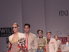 Wills India Fashion Week 2015 - Josh Goraya Photos