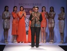 Wills India Fashion Week 2015 - Nachiket Barve Photos