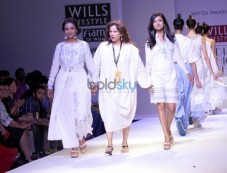 Wills India Fashion Week 2015 - Neeta Bhargava Photos