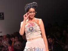 Wills India Fashion Week 2015 - Nida Mahmood Photos