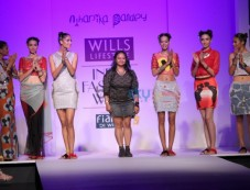 Wills India Fashion Week 2015 - Niharika Pandey Photos