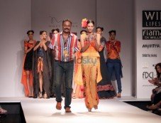 Wills India Fashion Week 2015 - Niket Mishra Photos
