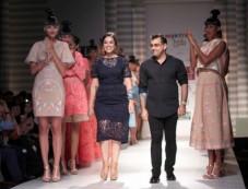 Wills India Fashion Week 2015 - Pankaj And Nidhi Photos