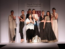 Wills India Fashion Week 2015 - Payal Singhal Photos
