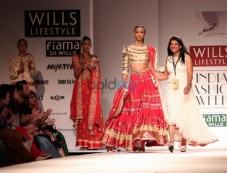 Wills India Fashion Week 2015 - Poonam Dubey Photos