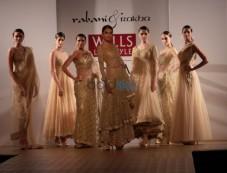 Wills India Fashion Week 2015 - Rabani And Rakha Photos