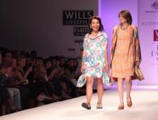 Wills India Fashion Week 2015 -  Roopa Pemmaraju Photos