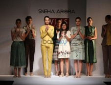 Wills India Fashion Week 2015 -  Sneha Arora Photos
