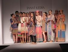 Wills India Fashion Week 2015 - Tanvi Kedia Photos