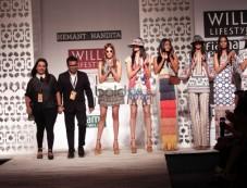 Wills India Fashion Week - Hemant And Nandita Photos