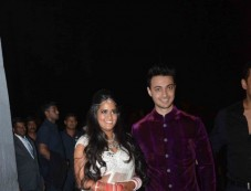 Arpita Khan And Aayush Sharma Photos