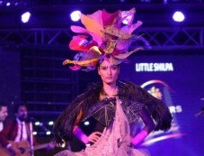 Little Shilpa Show At Blenders Pride Fashion Tour 2014 Photos