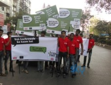 Parle Products Litter Free Campaign Photos