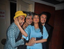 Ranveer Singh, Parineeti Chopra And Ali Zafar Photos