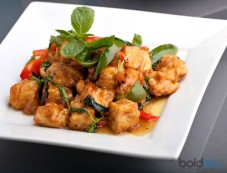 Spicy Thai Chicken With Basil Recipe Photos