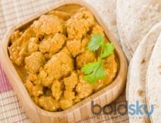 Yummy Treat: Cauliflower With Yogurt gravy Photos