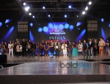 Loreal Professionnel Indian Hairdressing Awards Photos
