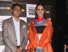 Jabong Online Fashion Week Season 2 In New Delhi Photos