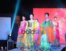 Parampara Fashion Show Held in Delhi Photos