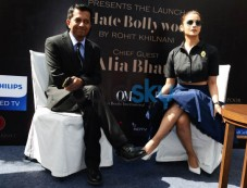 Alia Bhatt Launches Rohit Khilnani Book-I Hate Bollywood  Photos