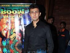 Sonu Nigam And Bikram Ghosh Celebrate Success Of Album -The Music Room Photos
