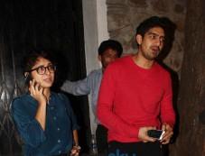 Kiran Rao And Aayan Mukherjee Photos