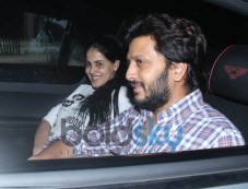Ritesh Deshmukh And Genelia D'souza Photos