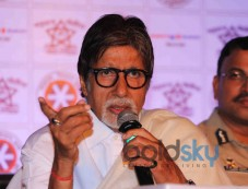 Amitabh Bachchan Launches Road Safety Awareness Campaign By Thane Traffic Police Photos