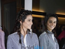 Launch Of Payal Singhal's Collection For Bombay Shirt Company Photos