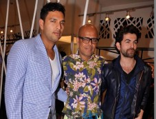 Launch Of Fashion Designer Narendra kumar's New Flagship Store Photos