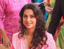 Juhi Chawla Inaugrated A Women Specialty Hospital On The Occasion Of International Women's Day In N Photos