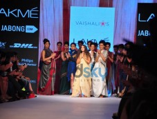 Lakme Fashion Week 2015 KRISHNA MEHTA-DAY 01-SHOW 05  Photos