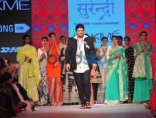 Lakme Fashion Week 2015 PALLAVI SINGHEE,ILK And YOGESH CHAUDHARY-DAY 01-SHOW 02 Photos