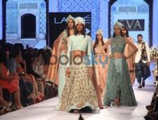 Lakme Fashion Week 2015 ARPITA MEHTA-DAY 04-SHOW 01 Photos