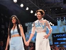 Lakme Fashion Week 2015 DHL Presents NISHKA LULLA -DAY 04-SHOW 05 Photos