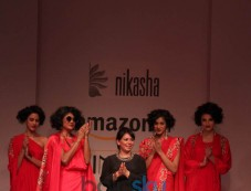 Amazon India Fashion Week 2015 NIKASHA Photos