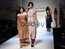 Amazon India Fashion Week 2015 RINA DHAKA Photos