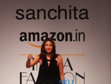Amazon India Fashion Week 2015 SANCHITA Photos