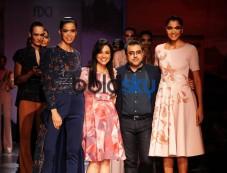 Amazon India Fashion Week 2015 PANKAJ AND NIDHI Photos