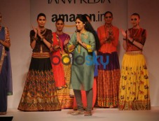Amazon India Fashion Week 2015 PROMITA BANERJEE Photos