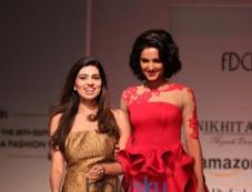 Amazon India Fashion Week 2015 NIKHITA Photos
